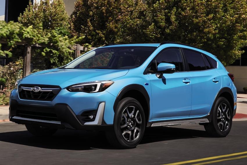 Subaru, Tesla Dominate Brand Image Awards