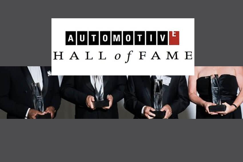 Automotive Hall of Fame Celebrates Innovators