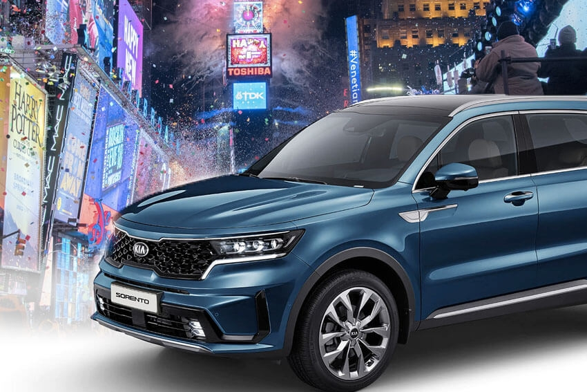 Kia Sponsors New Year's Eve TV Show