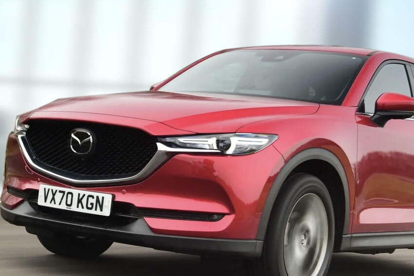 Mazda Sells Nearly 250,000 Units Through August