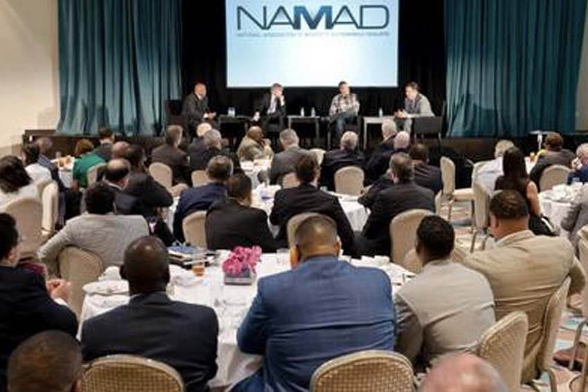 NAMAD Holds Virtual Conference