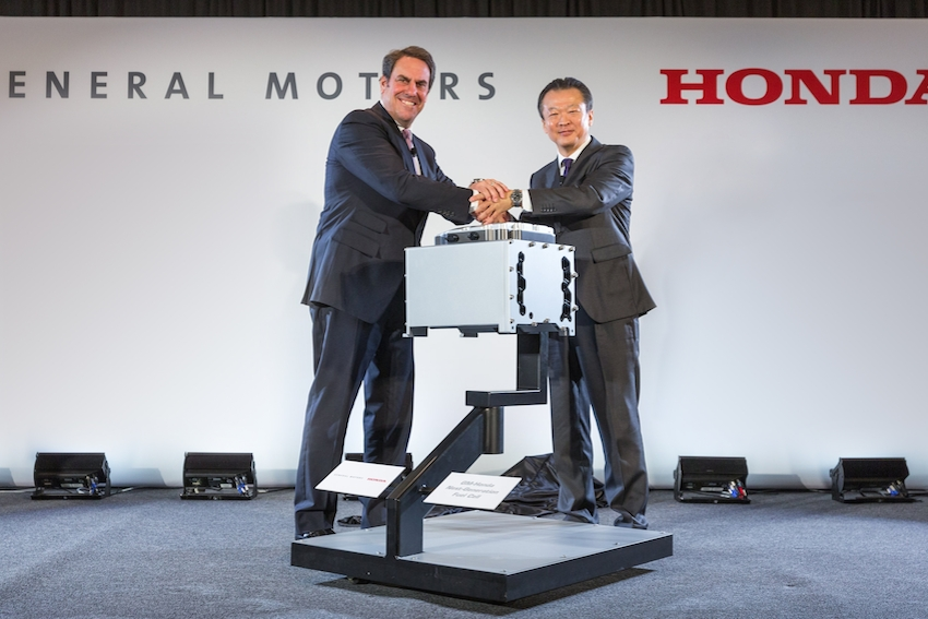 GM, Honda Form 'Alliance'