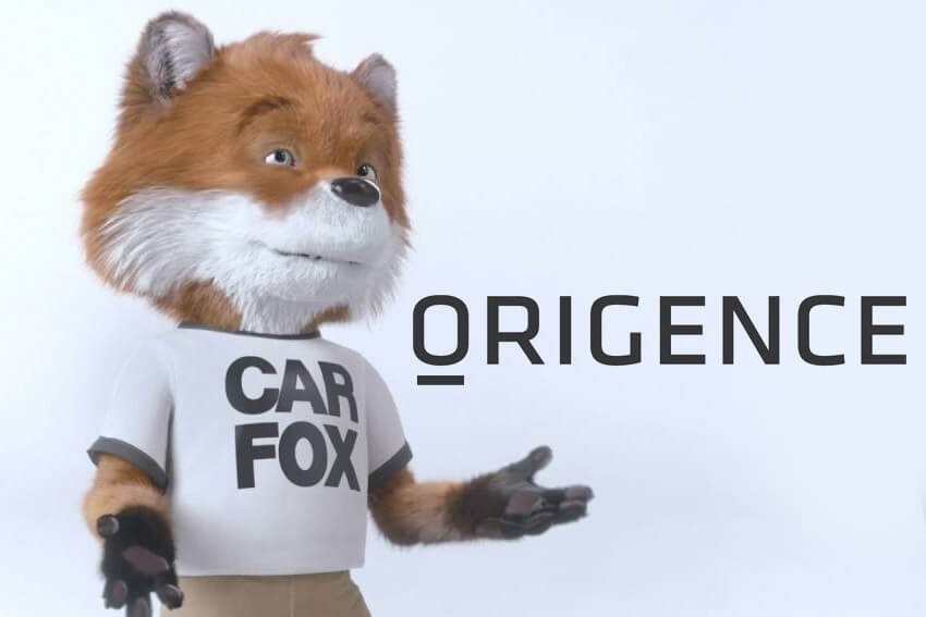 Carfax Partners with Origence