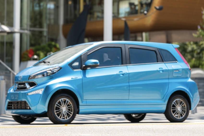 Automaker Plans EV Distribution