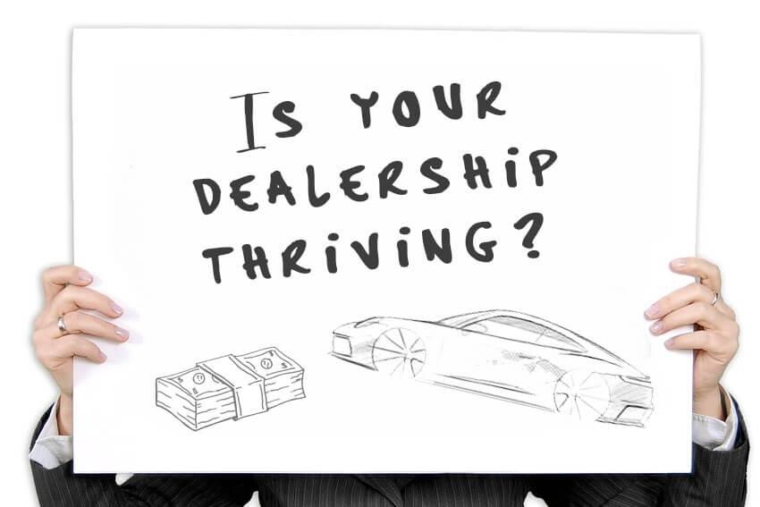 'Thriving' Dealers Adapt to Digital