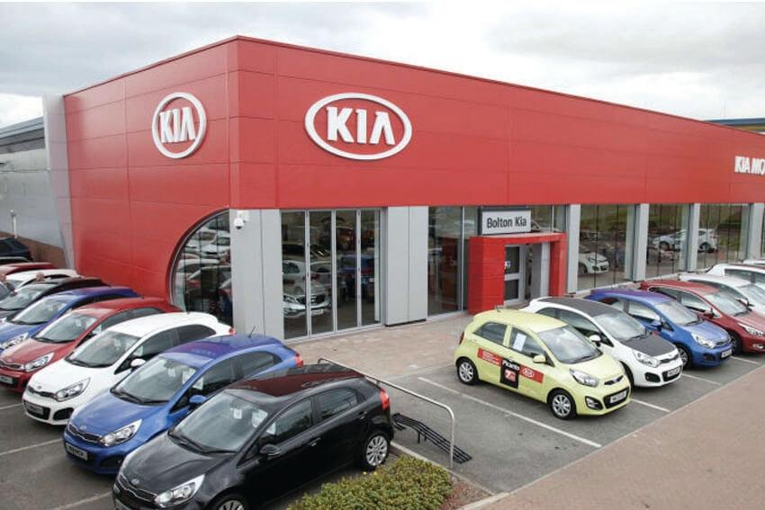 Forte, Sorento Lead Kia Sales