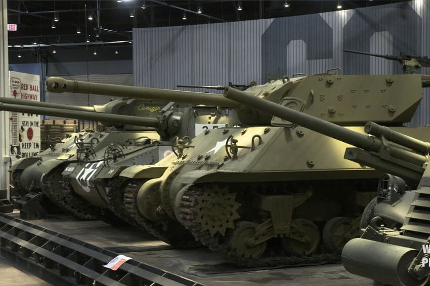 Military Vehicle Museum Honors Vets