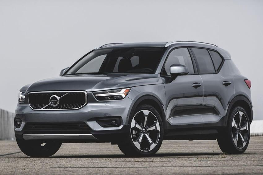 Volvo Recalls Vehicles