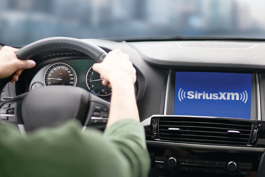 SiriusXM Extends GM Deal