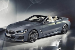 The classic BMW 8-Series Convertible tops the most loved vehicle's list