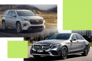 Mercedes, Chevrolet Websites Rank Best