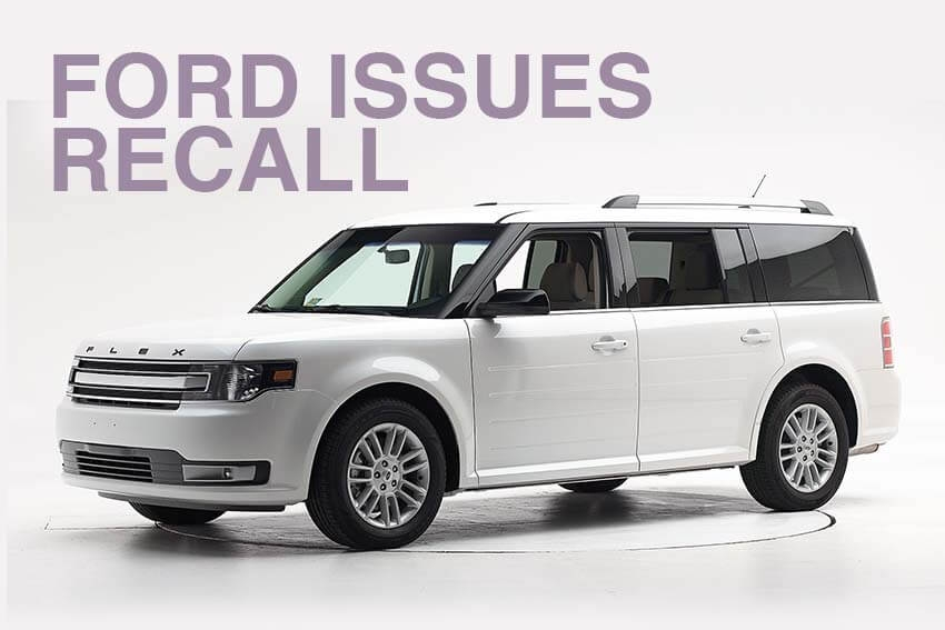 Ford Issues Recall