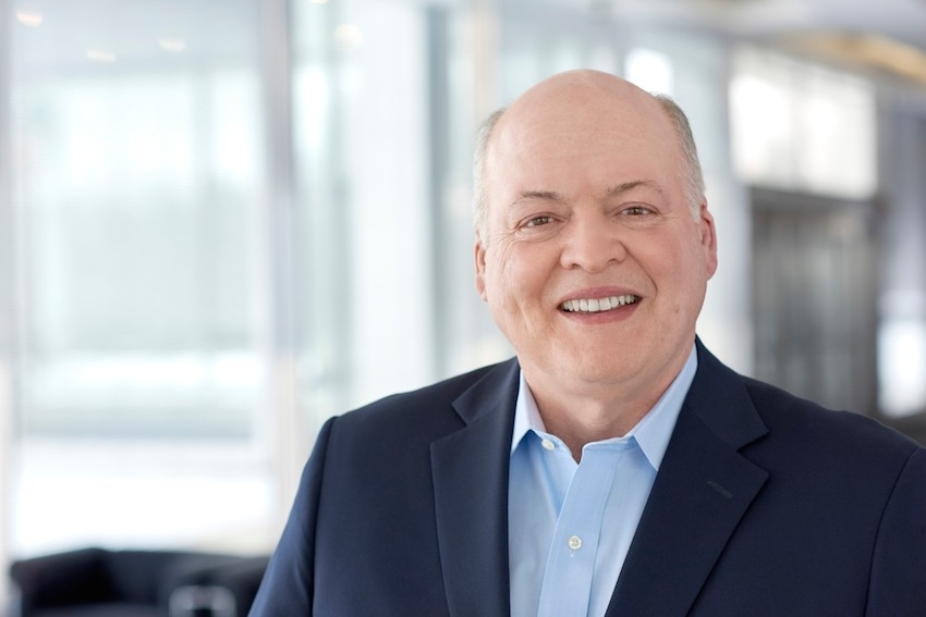 Jim Hackett Ford's CEO is stepping down but will remain as a special advisor to Ford through March of 2021
