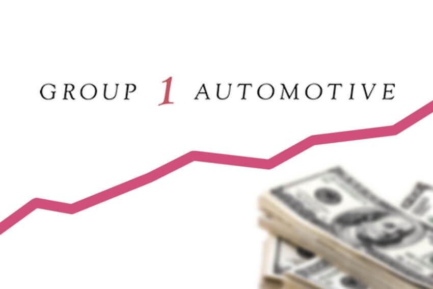 Group 1 Prices Senior Notes
