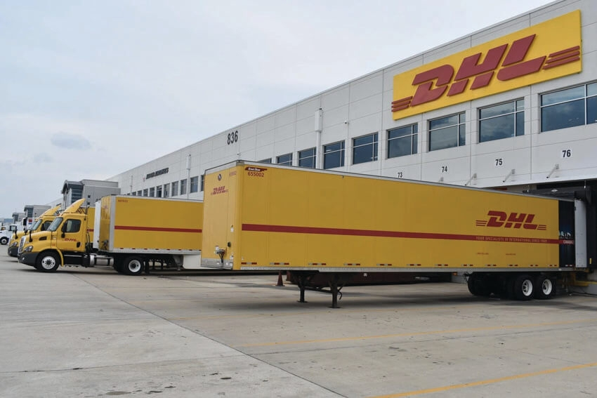 Manheim Logistics Teams with DHL