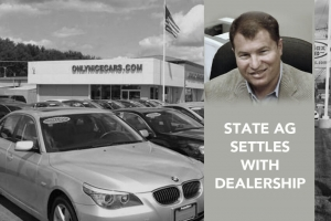 State AG Settles with Dealership