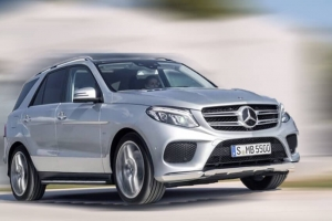 Mercedes Tops 70,000 Cars, Vans in Q2