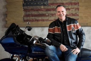 Harley-Davidson CEO Steps Down