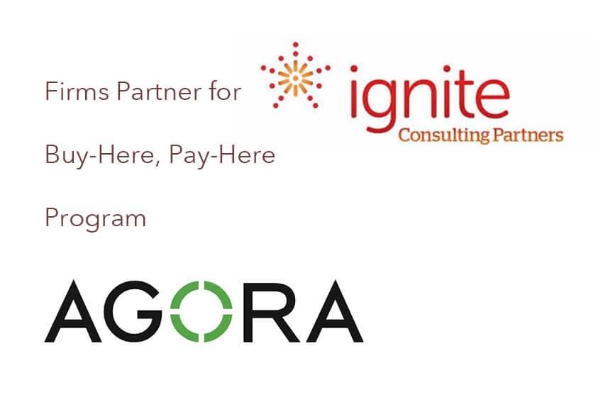 Firms Partner for Buy-Here, Pay-Here Program