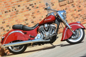 Indian recalls Motorcycles with Headlights That Might Go Out