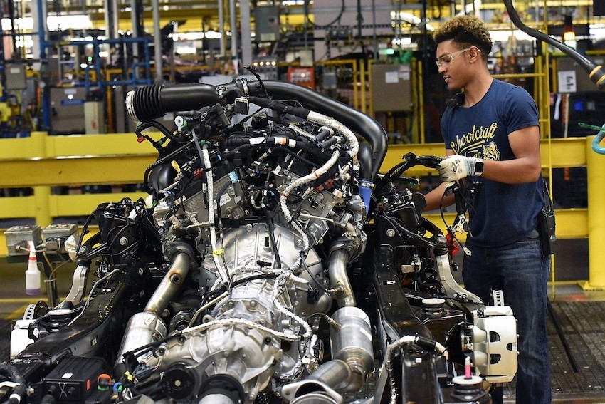 Auction Academy Hits the Assembly Line