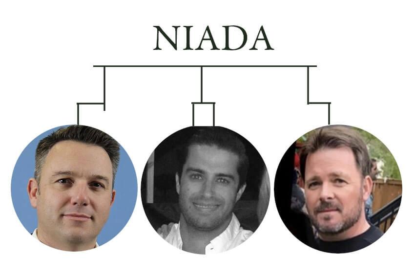 NIADA Names Three Vice Presidents