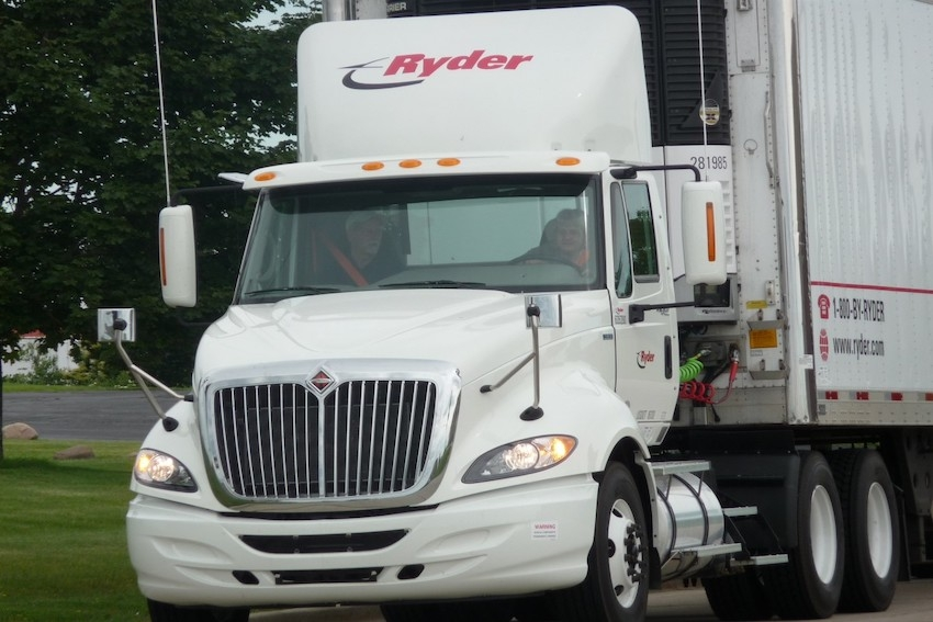 Ryder Launches Used Truck Website