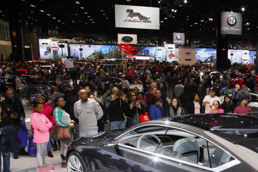 Chicago Auto Show Kicks Off
