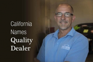 California Names Quality Dealer