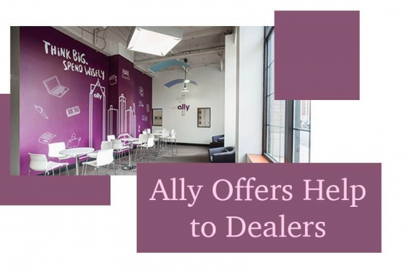 Ally Offers Help to Dealers