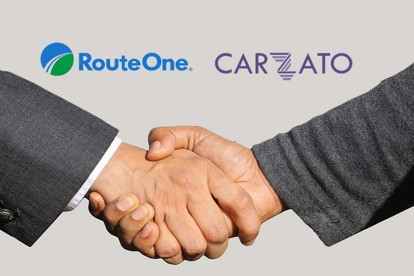 Carzato Integrates with RouteOne