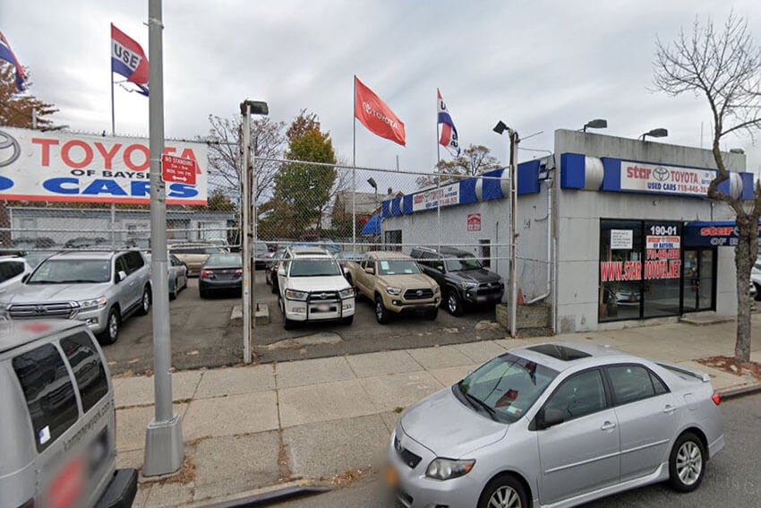 Star Auto Sales of Bayside New York