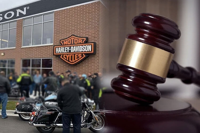 EEOC Settles Suit with Harley-Davidson Store
