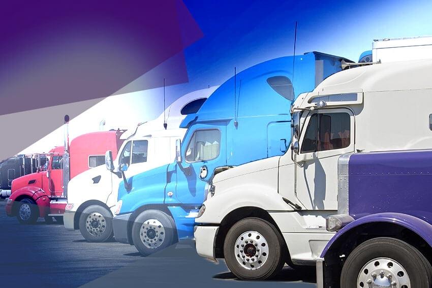 Heavy-Duty Truck Values Rise