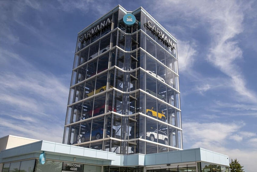 Carvana Expands in California