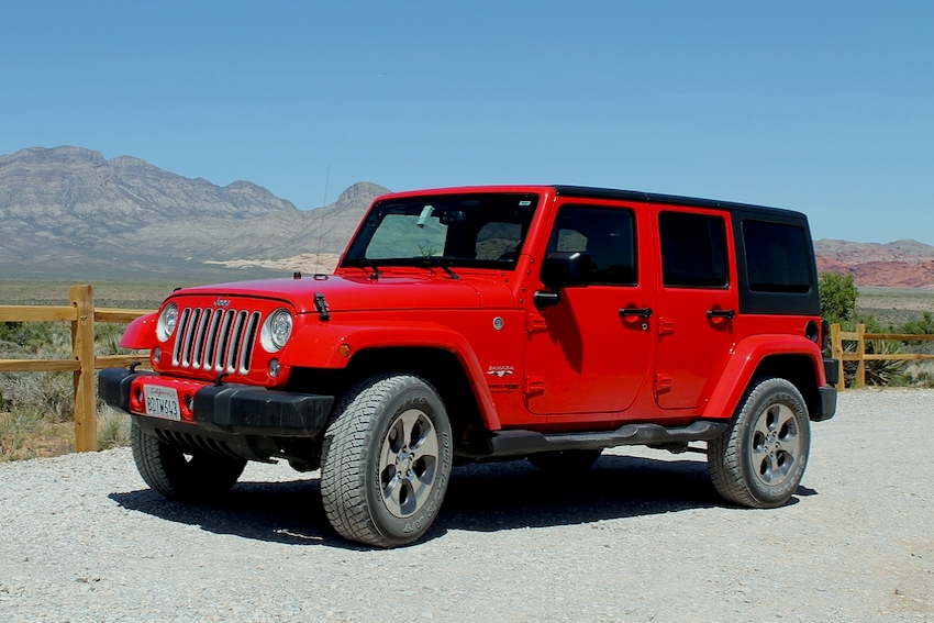 The Jeep brand saw its Wrangler post the best-ever first-quarter retail sales.