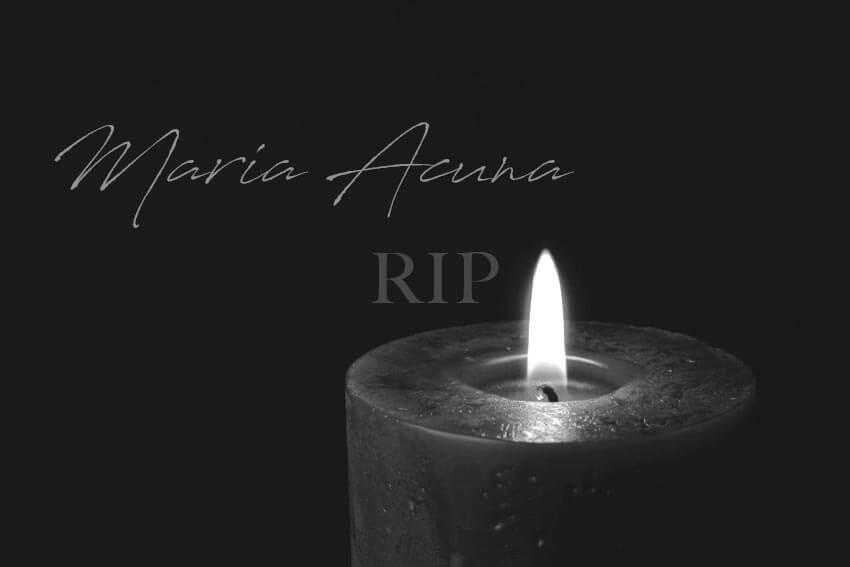 NAAA Announces Death