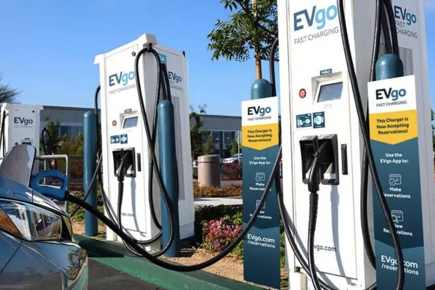 Fleet Firm Partners with EVgo