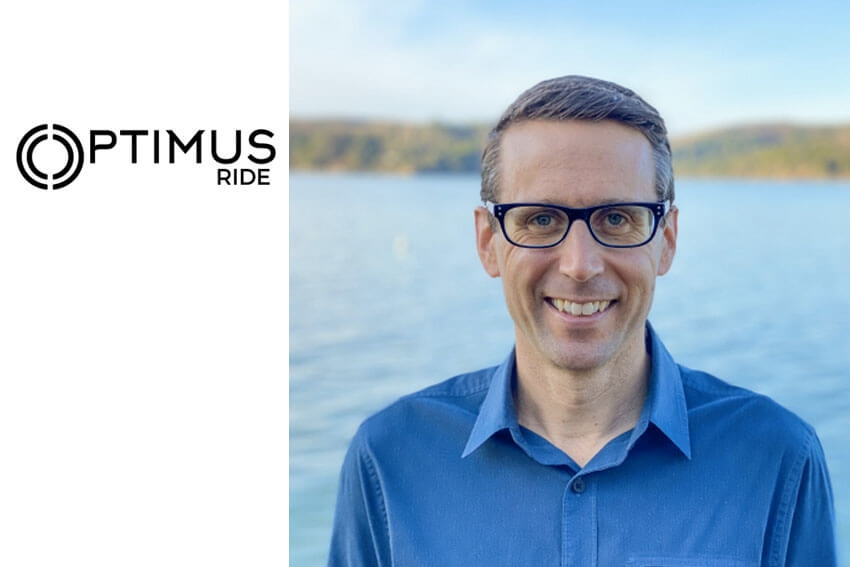 Optimus Ride Names CEO