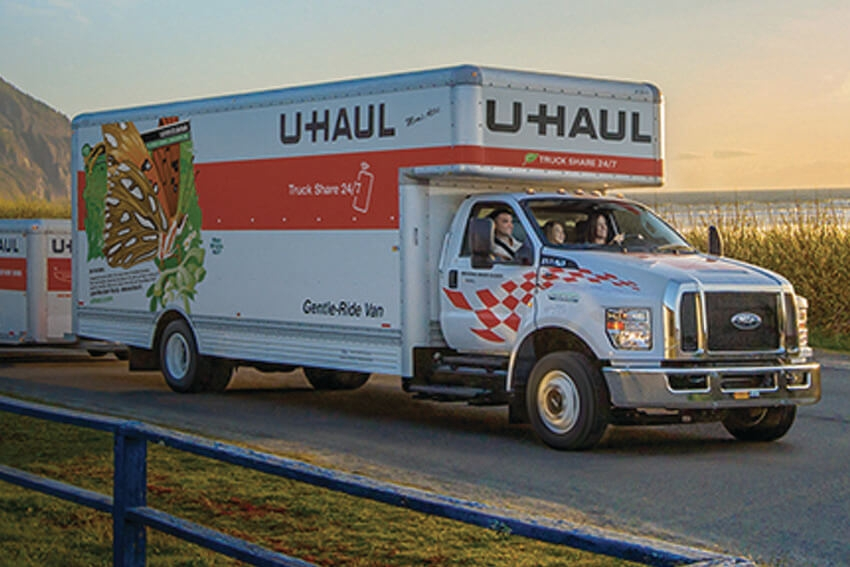 U-Haul Parent Pays Dividend