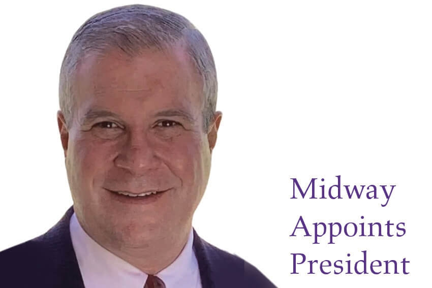 Midway Appoints President