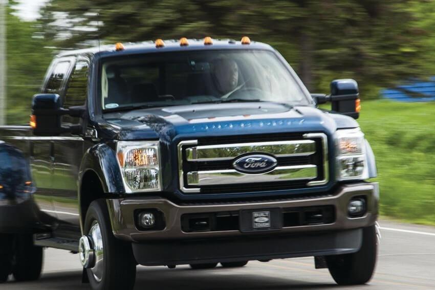 Trucks Retain Greatest Value