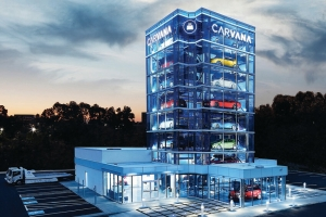 Carvana Reports Revenue Boost