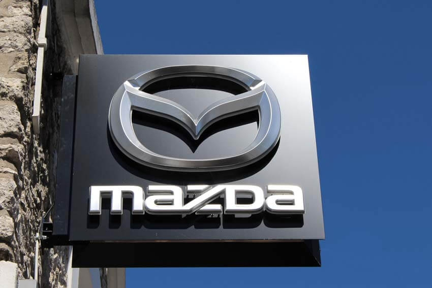 Mazda Reports 32,605 June Sales