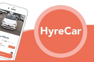 HyreCar Hits 1 Million Rental Days