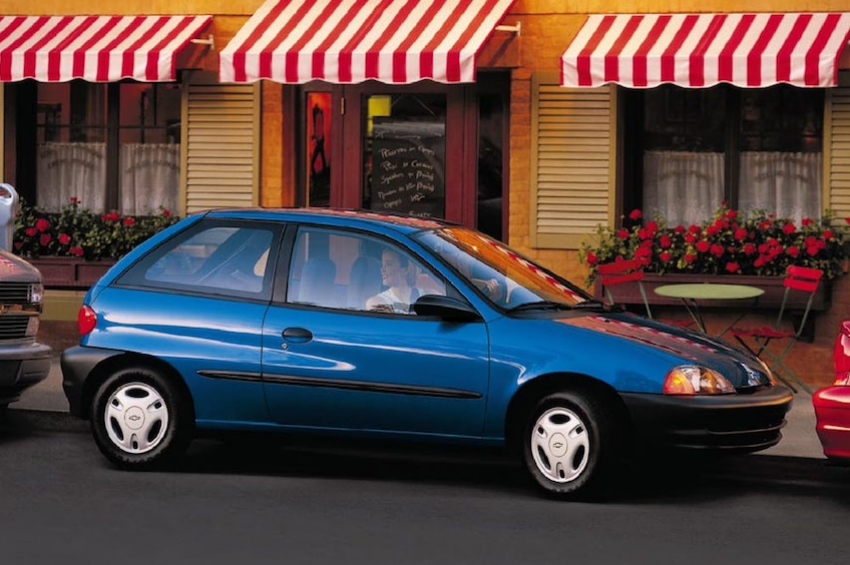 The Guy Who Owned Two Geo Metros