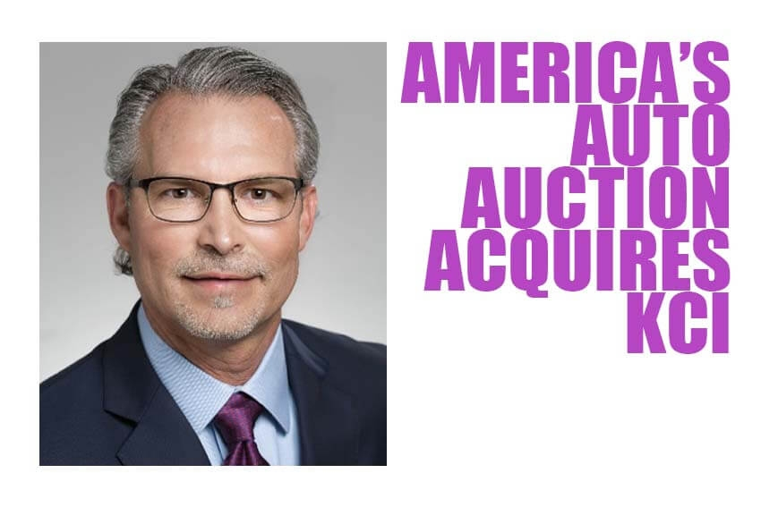 America's Auto Auction Acquires KCI