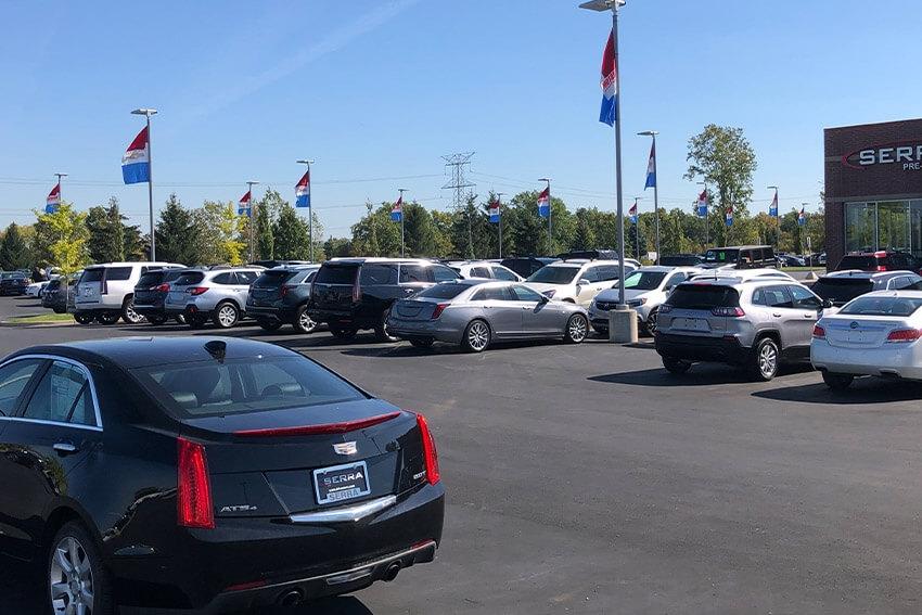 Average New-Car Price Tops $45,000