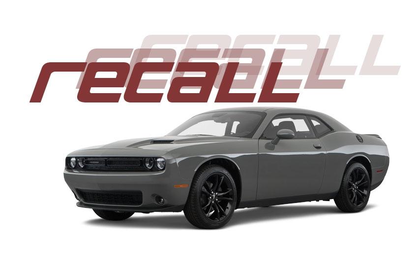 Chrysler Announces Recall