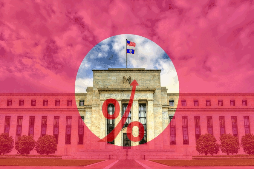 Fed Hints at Rate Rise